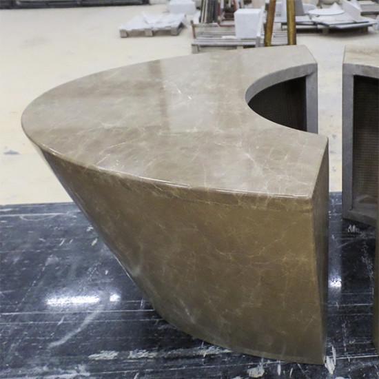 Elementi tronco conici marmo